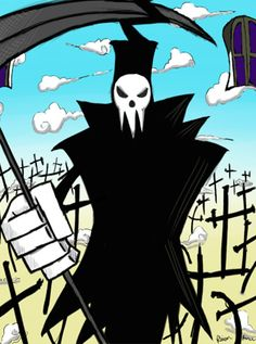 Lord Death |Soul Eater| by neckanome4.deviantart.com on @deviantART