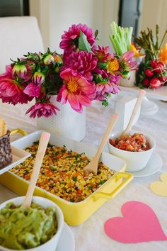 Great Side Dish! » Sweet Corn Salsa » photo by Wynn Myers for CamilleStyles.com