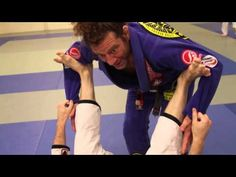 Kurt Osiander's Move of the Week - Spider Guard Counter - YouTube