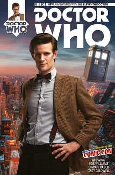 Doctor Who TITAN Comics New York Comic Con Signing