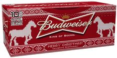 Budweiser unveils Xmas packaging | The latest on packaging design ...