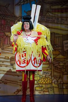 This year, Jo Brand tops the bill. Her lugubrious stage persona ought to be a treat in the relentlessly upbeat world of panto Cartoon Network Adventure Time, Adventure Time Anime, Cosplay Fail, Jo Brand, Avant Grade, Aladdin Costume, Pantomime, Costume Wigs, Princess Bubblegum