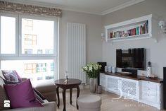 Cynamonowy Dom - zdjęcie od Doriz Pragmatic Design - Salon - Styl Prowansalski - Doriz Pragmatic Design