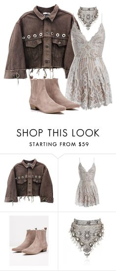 """Untitled #955"" by amanda-lanerva ❤ liked on Polyvore featuring Sans Souci, ivylee copenhagen and Samantha Wills"