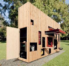 Foldable architecture