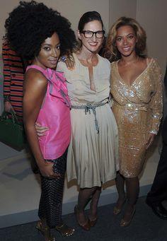 Jenna Lyons, New York Fashion Week - J.Crew Show