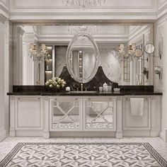 Brilliant Vintage Badezimmer umgestalten Counter Tops Ideen - New Ideas Budget Bathroom Remodel, Bathtub Remodel, Bathroom Remodeling, Kitchen Remodel, Interior Desing, Bathroom Interior Design, Beautiful Bathrooms, Modern Bathroom, 1950s Bathroom