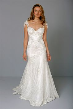 Pnina Tornai for Kleinfeld , Wedding Dresses Photos by Kleinfeld Bridal - Image 55 of 81