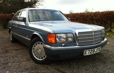 Sold the W123 and bought a longer W126. This time with a huge V8 - 400 SEL. It had all the luxury comforts that we can imagine. The car felt heavy but when you floored the accelerator, the car would pull you back into the seat and kept pulling. Powerful but in a matured way