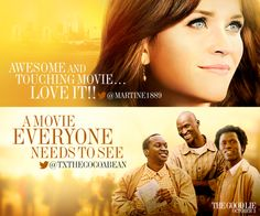 "See why fans are calling The Good Lie ""a movie everyone needs to see!"" Get tickets here."