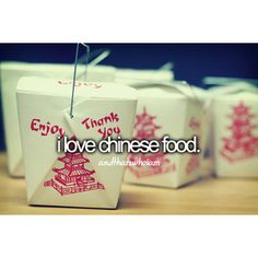 Oh why why why did I have to see this?? I LOVE Chinese food and we don't happen to have any :( boo hoo