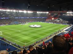 After a place finish in the group stages we were faced with PSG, for United's first competitive fixture against Paris' most successful team. Paris Saint Germain Fc, National Stadium, House Fan, Saint Etienne, Under The Shadow, Trafford, Champs Elysees, Luxor, Psg