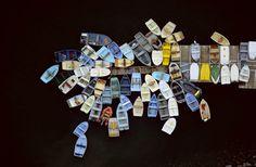Boats on boats on boats.
