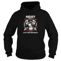 Awesome Tee  Team ANDARY Family T-Shirts #tee #tshirt #named tshirt #hobbie tshirts #andary