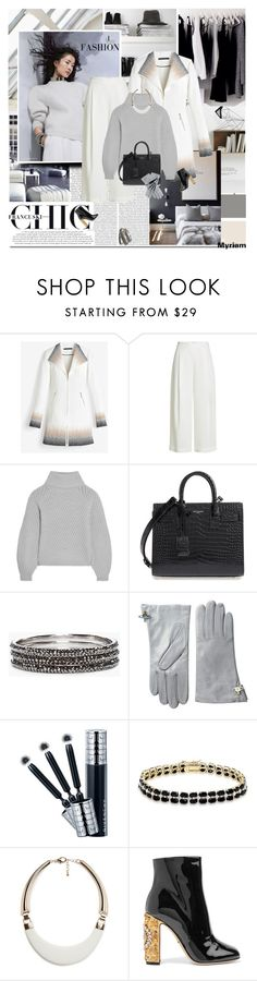 """""""I am fashion"""" by lovemeforthelife-myriam ❤ liked on Polyvore featuring Børn, AG Adriano Goldschmied, Oris, White House Black Market, Diane Von Furstenberg, Iris & Ink, Yves Saint Laurent, Chico's, Vivienne Westwood and Givenchy"""