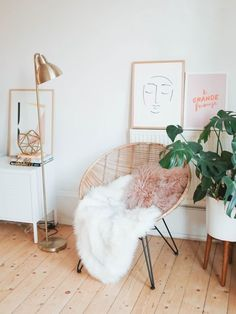 Room Wall Decor, Living Room Decor, Home Office Inspiration, Office Ideas, Office Setup, Office Organization, Interior Inspiration, Office Decor, Scandinavian Style