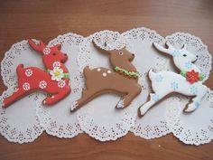 Winter reindeers | Cookie Connection