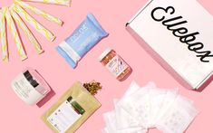 Our comfort box has everything you need for that time of the month. The Ellebox comfort box is a monthly subscription box that features 100% organic cotton feminine hygiene products, 2 natural self-care goodies, tea and chocolate. Getting your Ellebox is easy! Subscribe on our website and your box will be delivered right to your doorstep every month! Changed your mind? You can skip or cancel your subscription at any time. We want to turn your period into an exclamation mark!