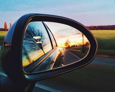 My attempt to capture the sunset tonight   #sunset #ontheroad #road #weekend #sunday #afternoon #trip #weekendtrip #sonnenuntergang #sonntag #car #autofahrt #mirror #adventure #goodtimes #friendship #friends #autumn #colours #season #karlsruhe #turmberg #hike #hoepfner #germany #traveltogermany #travel by vbcara