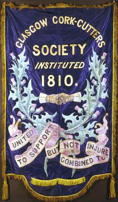 """United in support but not combined to injure"" - slogan adopted by many trade unions in the 19th century"