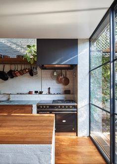 Waterloo House (NSW) by Anthony Gill Architects.