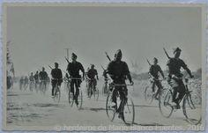 """""""Batallón ciclista en el frente. Levante, agosto 1938"""" Guerra civil española"""