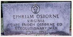 Ephraim Osborne
