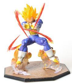 Anime Dragon Ball Z Goku Fighers Super Saiyan Prince Vegeta Son Gokou Gohan Action Figure Model Collection Toy Gift //Price: $22.90 & FREE Shipping //     #PinoftheDay
