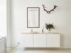 The Best of BESTA: Design Inspiration for IKEA's Most Versatile Unit / Apartment Therapy Source by jchongdesign . Ikea Design, Small Space Living, Small Spaces, Living Area, Dressing Design, Interior Inspiration, Design Inspiration, Interior Ideas, Design Ideas