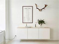 IKEA, Bestå skænk med træplade