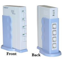 USB 2.0 ABCD Switch Box, 4 PC to 1 USB 2.0 Device (Printer, Scanner, etc...)
