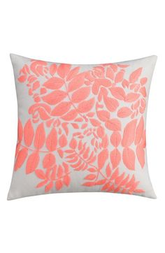 Free shipping and returns on cupcakes and cashmere 'Lace Medallion' Embroidered Pillow at Nordstrom.com. Vibrant botanical embroidery covers a gorgeous accent pillow cut from pure cotton and filled with lush feathers.