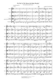 Free Violin Sheet Music, Digital Sheet Music, Violin Chords, Music Sites, In Other Words, String Quartet, Music Score, Teaching Music, Music Lyrics