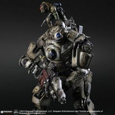 A Great-Looking Titanfall Toy That Won't Cost As Much As A PS4