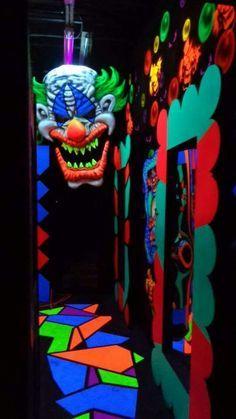 Images About Halloween Walkthrough Maze Ideas On Pinterest