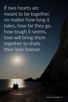 Meant to be together. - Lessons Learned in Life Soulmate Signs, Soulmate Love Quotes, Meant To Be Quotes, Life Quotes Love, My Soulmate, Me Quotes, Deepest Love Quotes, Finding Your Soulmate Quotes, Qoutes
