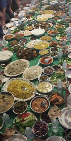Yummy Assyrian Food