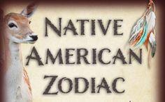 The Native American Zodiac