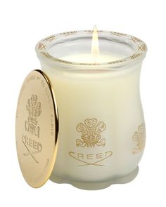 Silver Mountain Water Candle by CREED at Neiman Marcus.