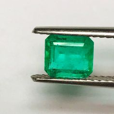 Items similar to Emerald in emerald cut mm, carats, natural emerald calibrate and facet for jewelry making, loose green gemstone, May birthstone on Etsy