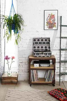 4040 Locust Industrial Media Stand-urban outfitters