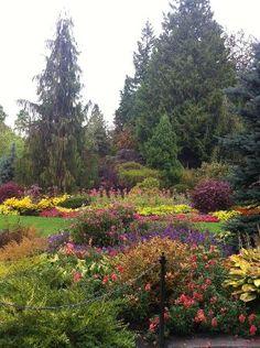 Queen Elizabeth Park Vancouver, BC