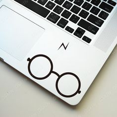 Potter Decal for Macbook Pro/Air or Ipad Stickers Macbook by Qskin, $5.99