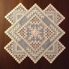 hardanger embroidery designs - WOW.com - Image Results