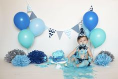 Vintage Cake Smash Outfit Vintage Smash Cake by TwoLCreations