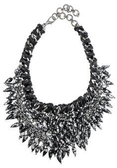 Rochetta Stone Fringe Necklace Fringe Necklace, Her Smile, Muse, Stone, Shopping, Collection, Jewelry, Jewellery Making, Jewelery