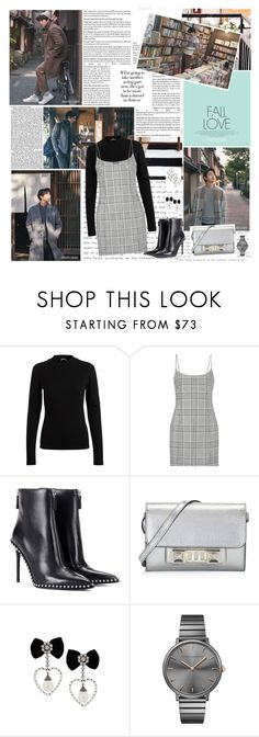 """""""You can see my heart beating"""" by ita-varela ❤ liked on Polyvore featuring Olsen, Alexander Wang, Proenza Schouler, Rebecca Minkoff, Luv Aj, chic, AlexanderWang, MyStyle and proenza"""