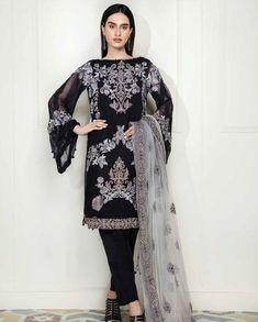 Sharara, Salwar Kameez, Pakistani Outfits, Kimono Top, How To Wear, Clothes, Tops, Design, Women