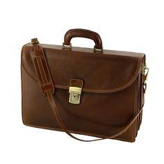 Cartella da Lavoro in Pelle - 4007 - Borse Vera Pelle #myalleshop Messenger Bag, Satchel, Semi, Firenze, Ebay, Products, Crossbody Bag, Gadget, Backpacking