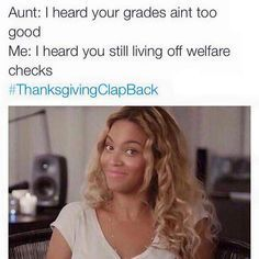 21 funny thanksgiving clapping- 21 funny thanksgiving clapping I'm the cool kid in town 19 Funny Quotes to Pass Around - Thanksgiving Clap Back Memes, Thanksgiving Quotes, Thanksgiving Appetizers, Thanksgiving Outfit, Thanksgiving Crafts, Thanksgiving Decorations, Funny Facts, Funny Relatable Memes, Funny Quotes